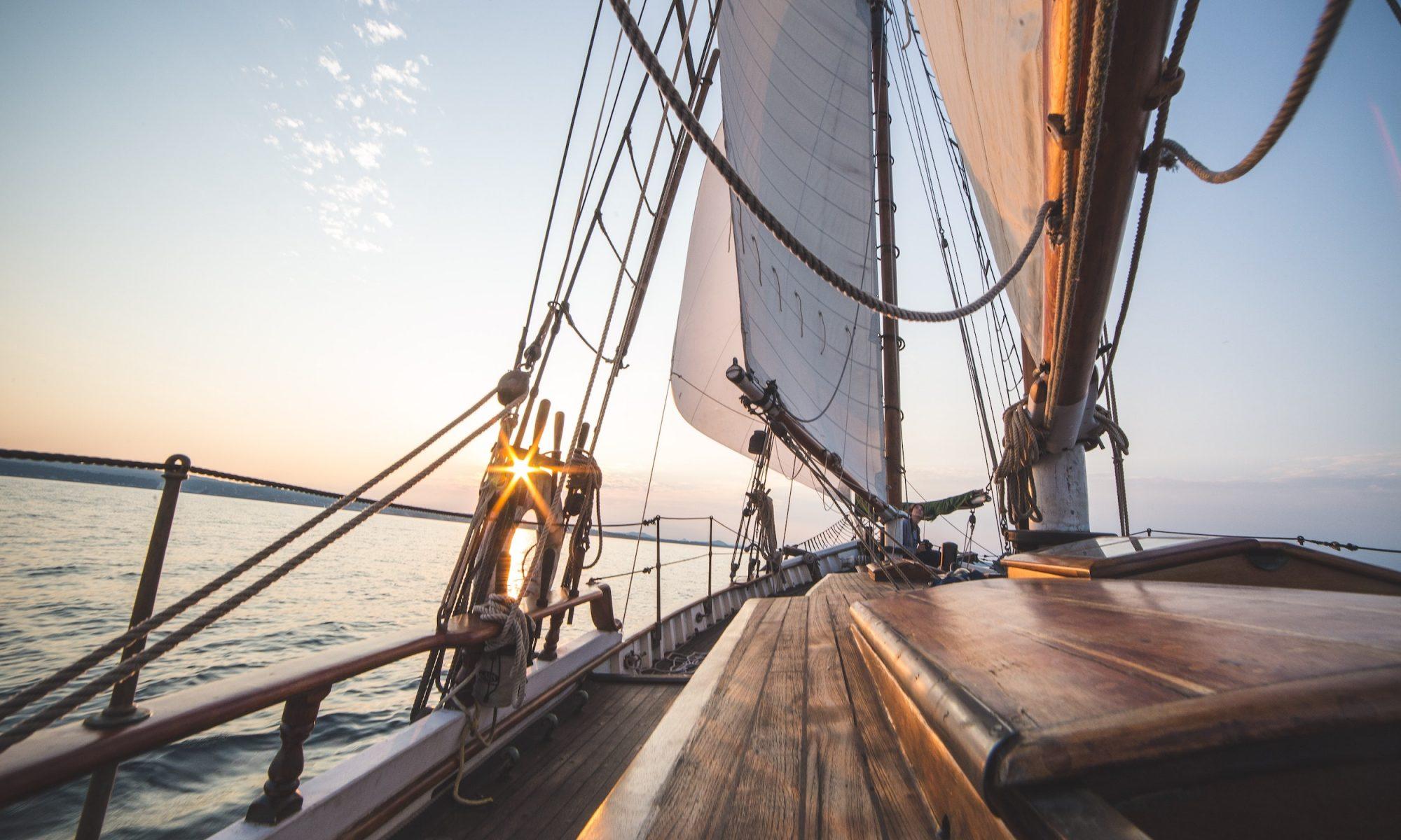 Aventure en mer